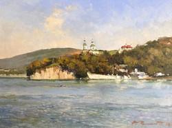 Vadim Cheliaev - Lake Abrau