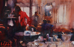 Alvaro Castagnet  - Tortoni Cafe
