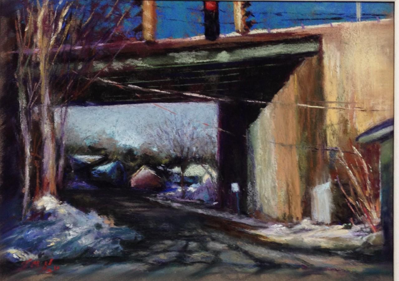Jane Wright Wolf - Westport, I-95