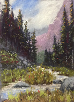 Mark Price - A Hike in the Colorado Rockies