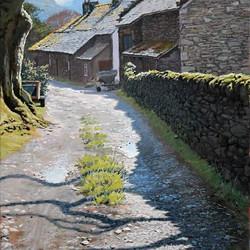 David Barber - Side Farm, Patterdale