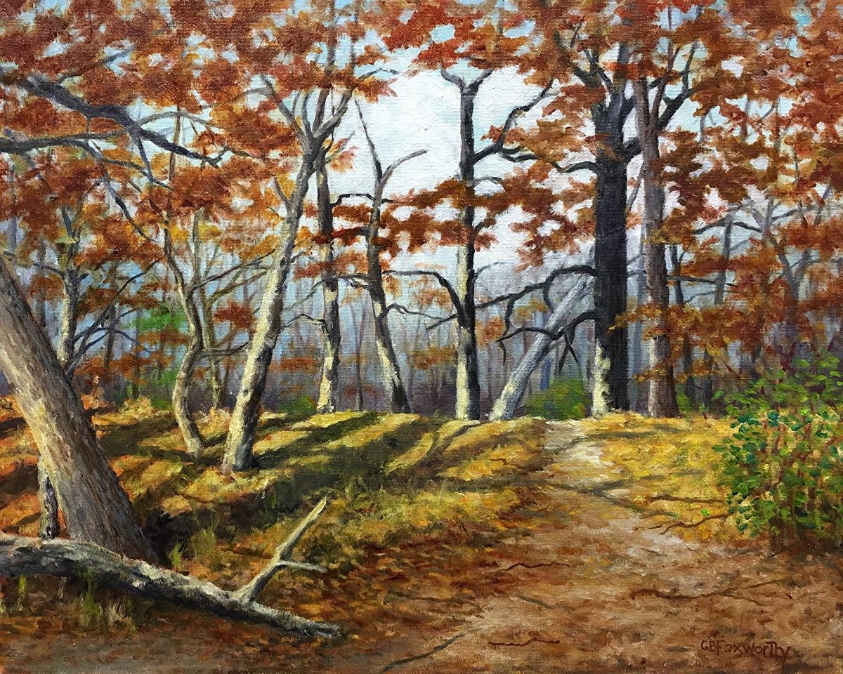 Bruce Foxworthy - Path At Kensington