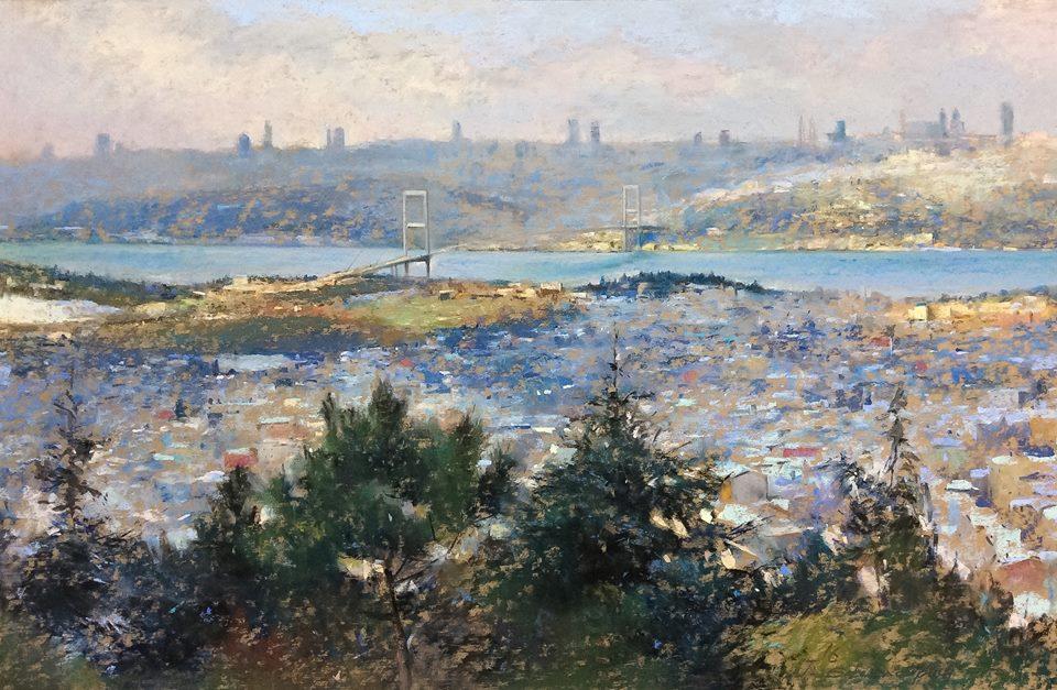 Javad Soleimanpour - Istanbul (Bosphorus)