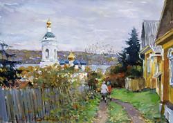 Alexander Shevelev - Autumn in Plëse