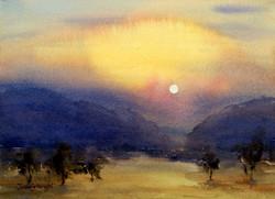 Joe Cartwright - Sunrise After Fire