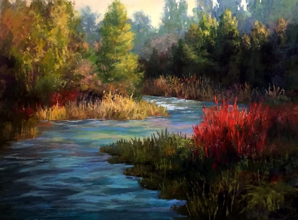 Candi Ferguson - Sunlit River