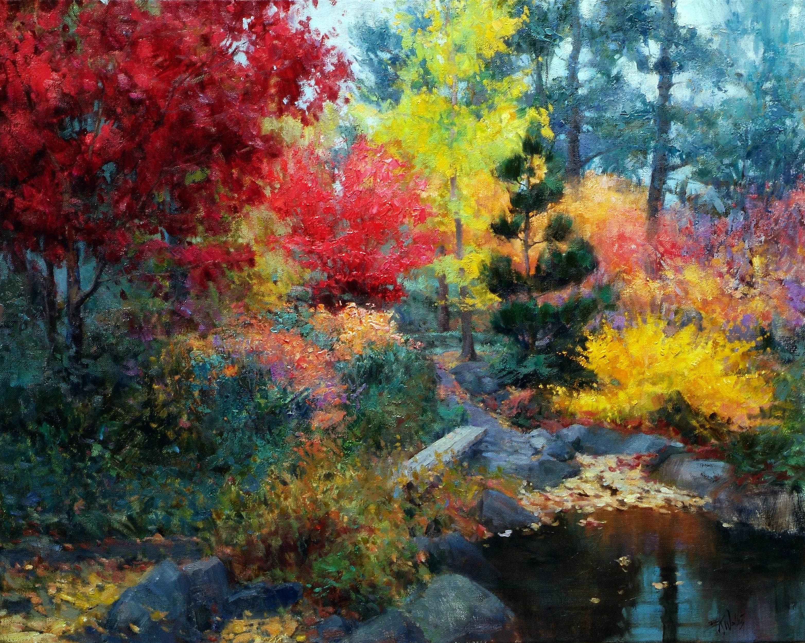 Eric Wallis - Garden Zen