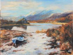 Olivia O'Carra - Winter, Upper Lake
