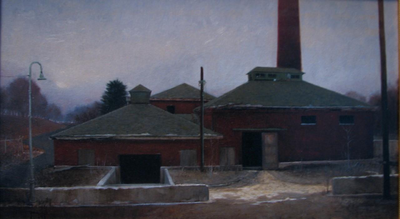 Paul W. Flury - City Island Water Treatment