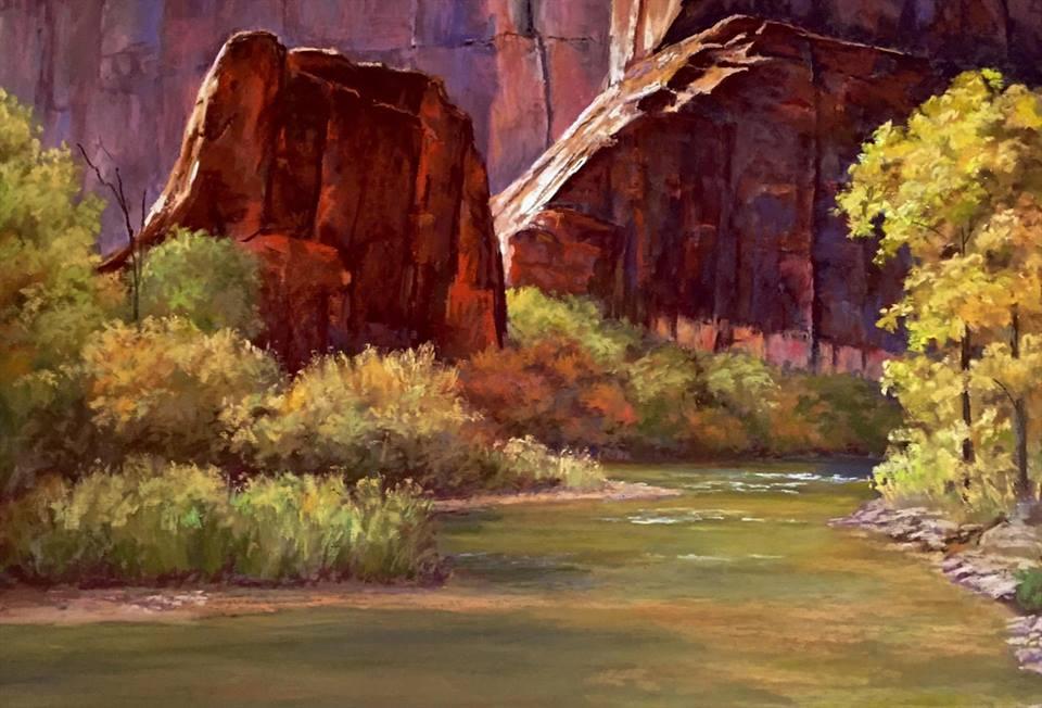 Candi Ferguson - Canyon Colors
