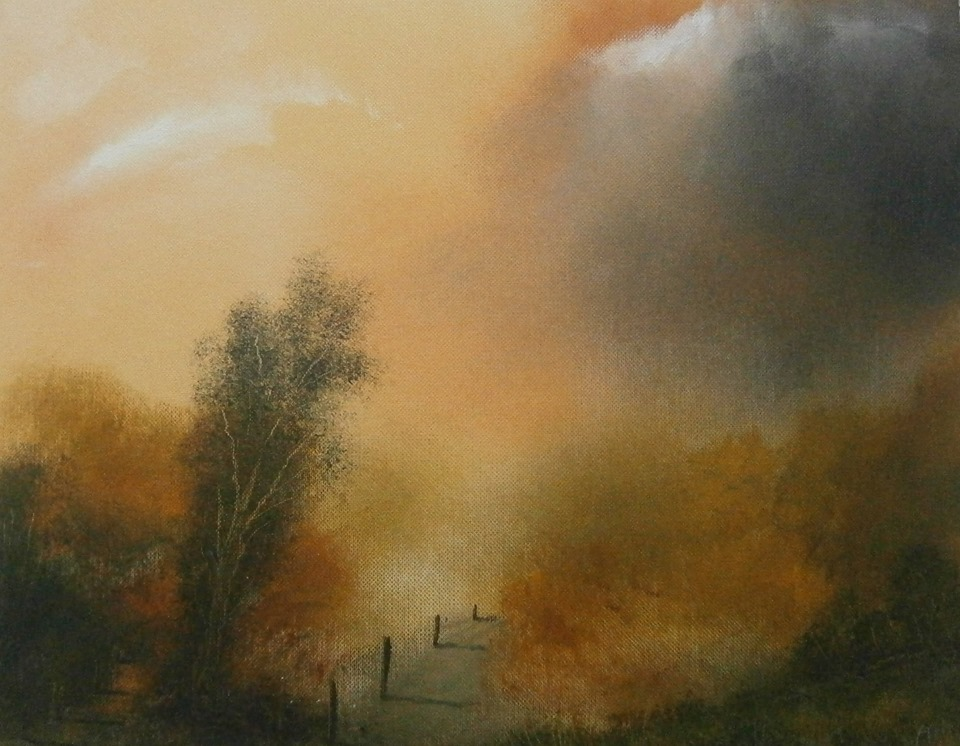 Andy Davis - Where Two Paths Meet