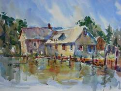 David Finnell - Lake House