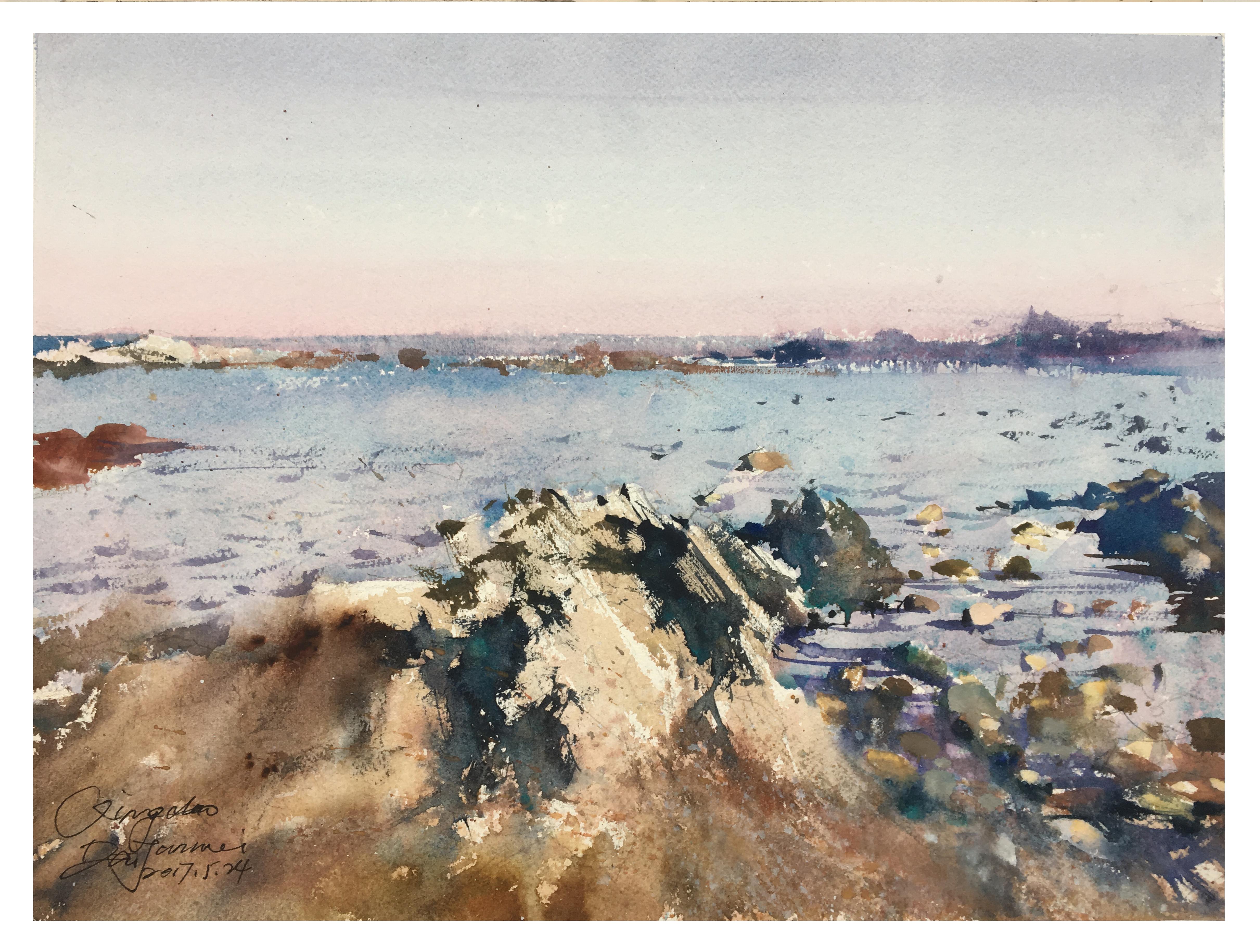 Junwei Dai - The Sunset