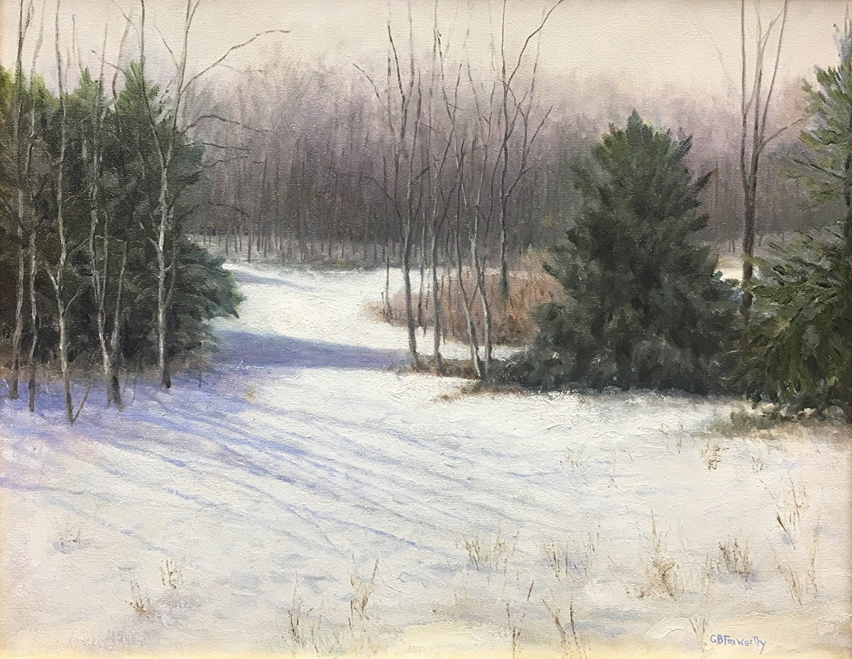 Bruce Foxworthy - Winter's Trail