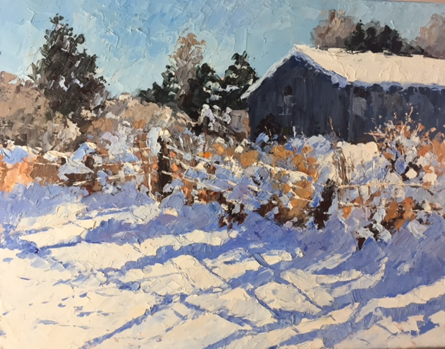 Ginny Takacs - After the Storm