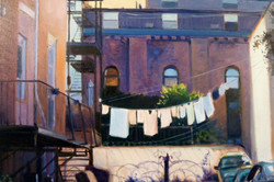 Richard Rosenblatt - Laundry Day