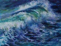 Donna Pierce-Clark - Pacific Surf
