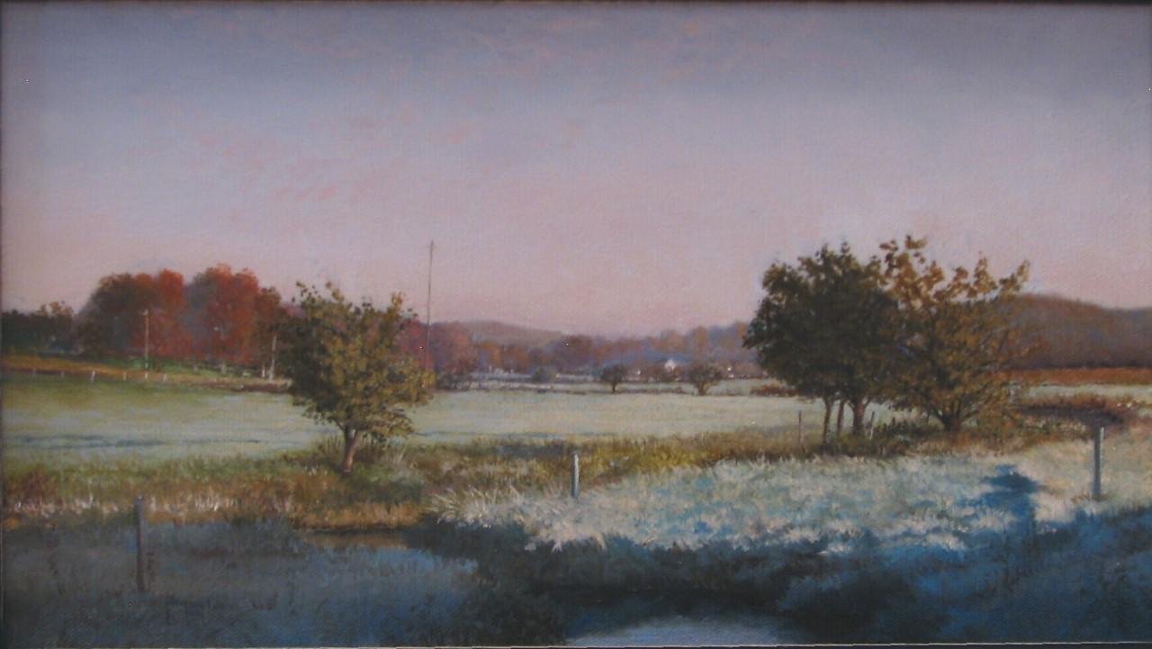 Paul W. Flury - Early Frost No. 1