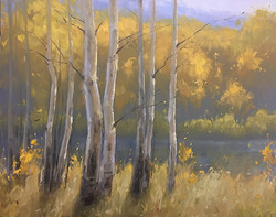 Stacey Peterson - The First Cold Day of Fall