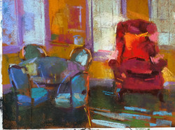 Aline Ordman - Lil's Chair