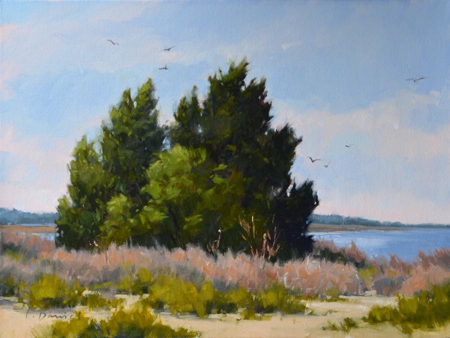 Laurel Daniel - River Marsh.jpg