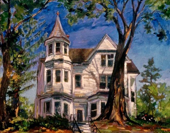 Carmen Corrigan - Vytlacil House