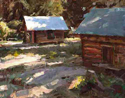Howard Friedland - Cabins in the Woods