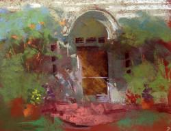 Aline Ordman - Fells Doorfront Pastel