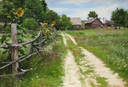 Tatyana Chernikh - Old Farm