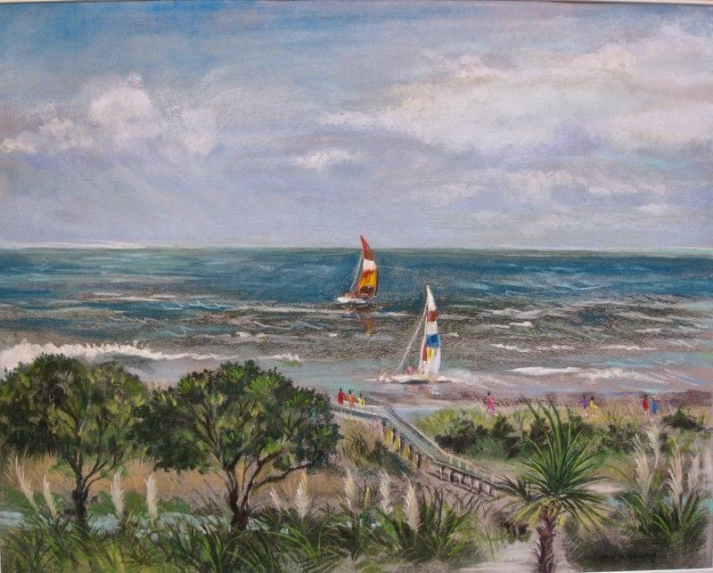 Carmen Corrigan - Hilton Head Sails