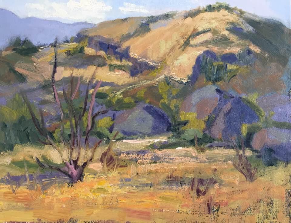 Linda Curtis - Pickett Post Hill
