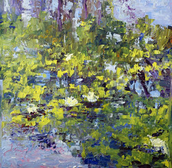 Terry Chacon - Lily Pond