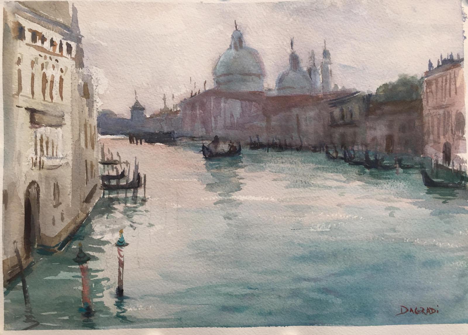 Joan DaGradi - View of Venice 1