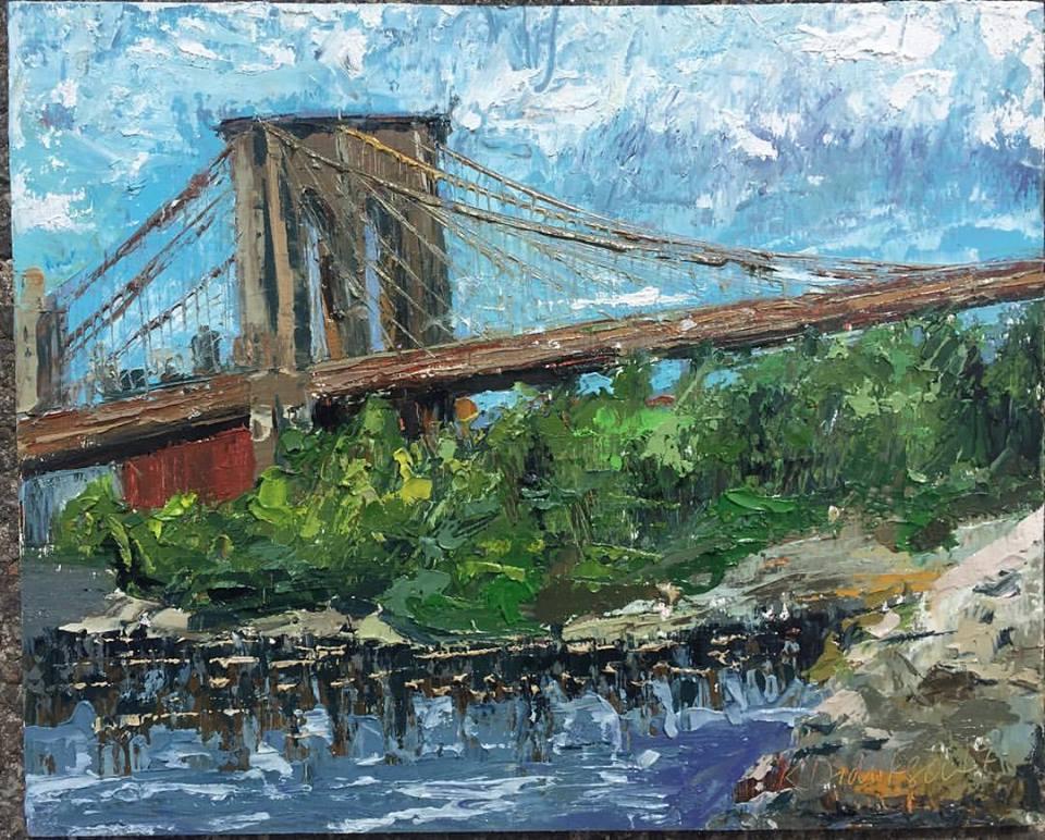 Kayti Didriksen - Brooklyn Bridge