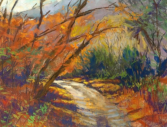 Mike Etie - Lost Maples Trail