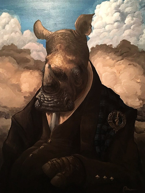 The Mackay Rhino