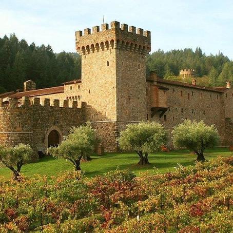 Castello di Amorosa - Italian Glory