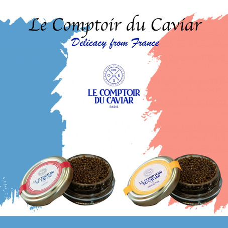 Delicacy from the Sea: Caviar