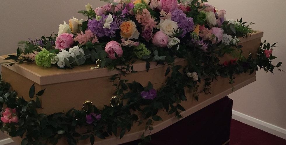 Coffin Spray 4ft