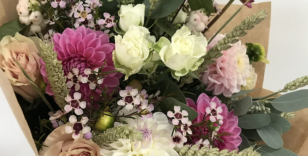 Monthly Flower Subscription.