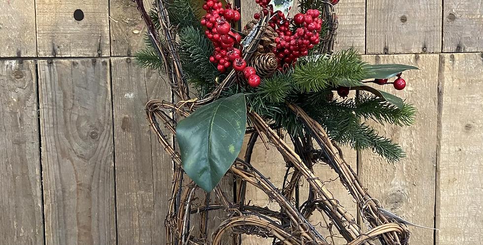 Reindeer Winterberry 73cm