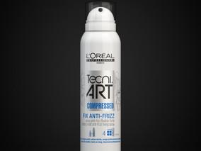 L´Oréal Sprays compressed