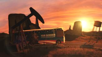 Van Rossem For President