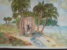 Caribbean Shack