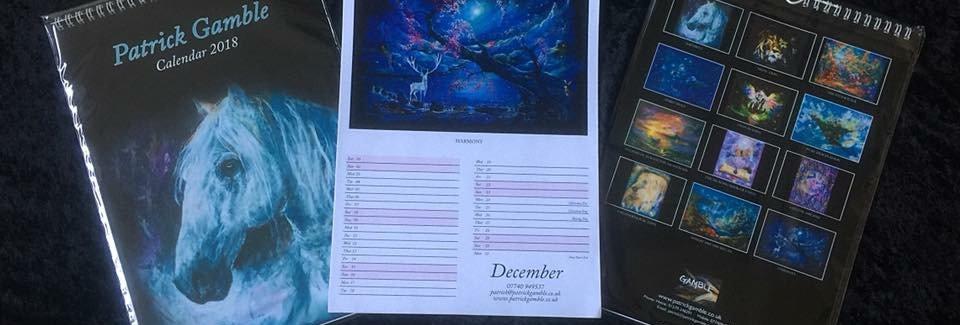 2018 Calendar Mixed Images