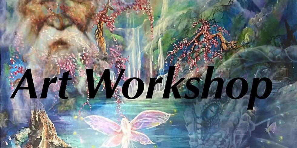 WATFORD ART WORKSHOP  Tel: 07740949537