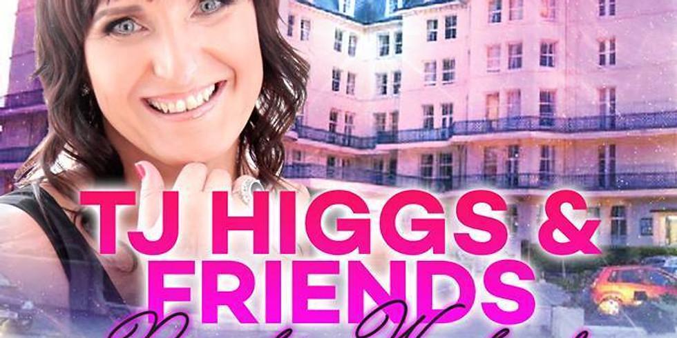 TJ HIGGS & FRIEND psychic weekend, Eastbourne.