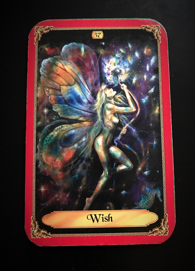 Today's Card THE WISH