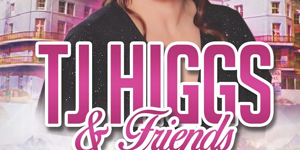 TJ HIGGS and FRIENDS EASTBOURNE 0800 0385354
