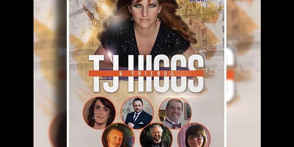 TJ Higgs & Friends EASTBOURNE    Tel: 0800 038 5354